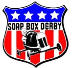 Old Soap Box Derby Logo