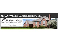 Indian Valley Closing