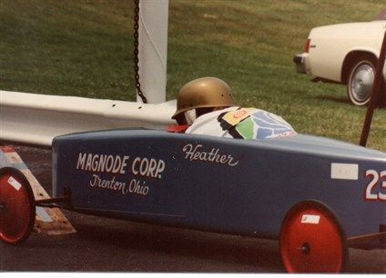 Pic3 1988 1993 Youngest Daughter Heather S Kitcar At Jacot Park Middletown Ohio