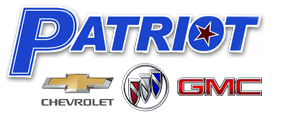 Patriot Chevrolet Buick Gmc New Logo