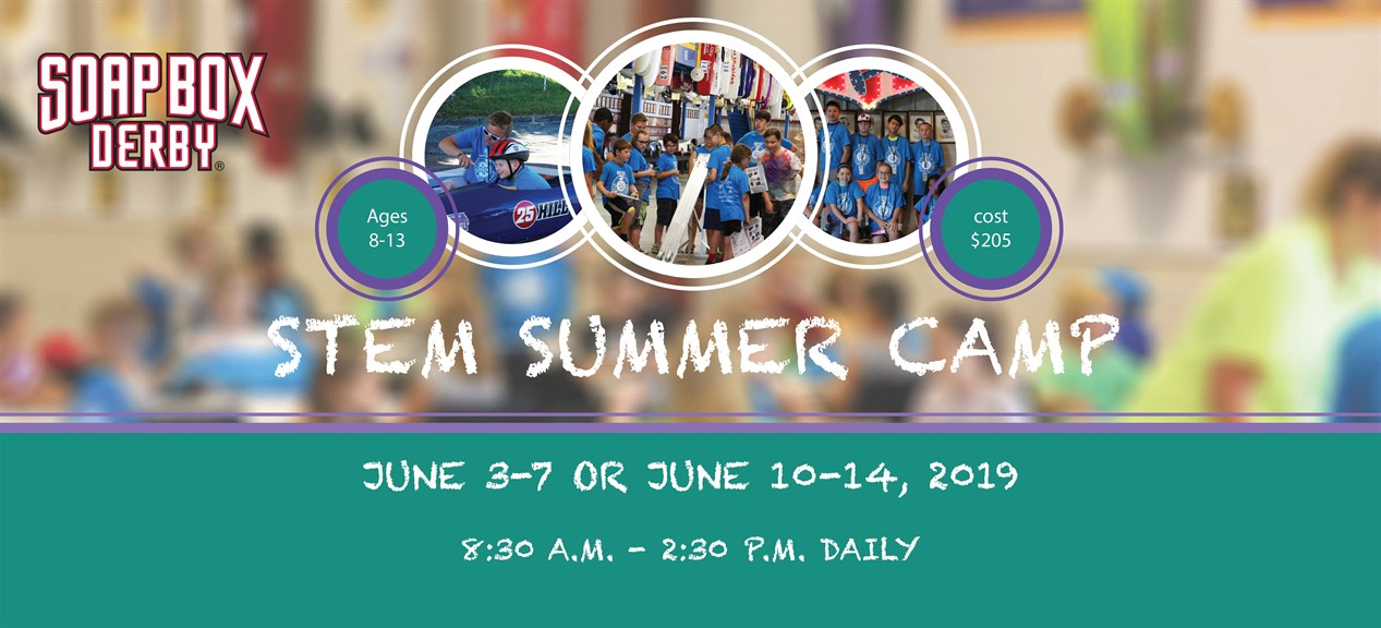 2019 Summer Camp Web Banner